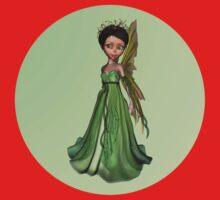 Green Fairy One Piece - Short Sleeve