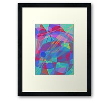 An Elementary Particle Framed Print