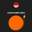 Charmander  by Liam  Camp