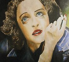 Secondary source observational- Bette Davis by ASchofieldPhoto