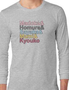 Magical Girls Long Sleeve T-Shirt
