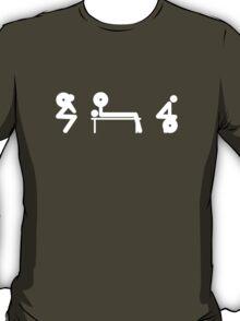 Squat Bench Deadlift T-Shirt