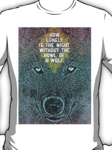 howling wolves T-Shirt