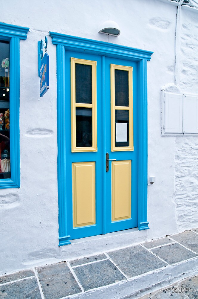 - COLOUR  OF  THE  CYCLADES (2) by vaggypar