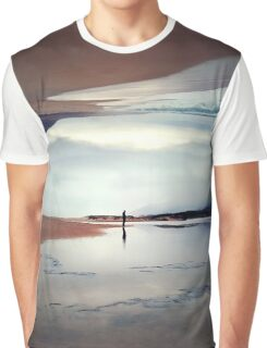 Ghost on the Shore Graphic T-Shirt