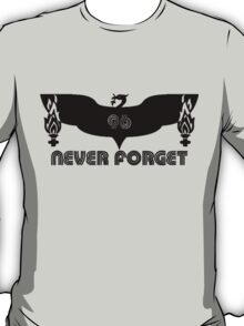 LFC 96 Never Forget - Black T-Shirt
