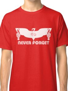 LFC 96 Never Forget - White Classic T-Shirt