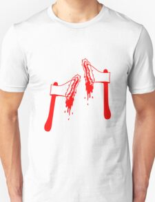 Bloody Ax Attack T-Shirt
