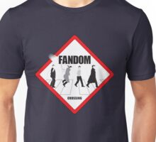 Fandom Crossing v.1 Unisex T-Shirt