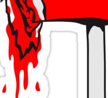 Ax Attack Sticker