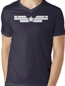 The Secret Soldier Mens V-Neck T-Shirt