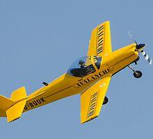 slingsby firefly by clayton  jordan