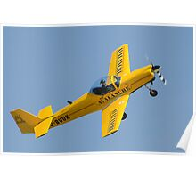 slingsby firefly Poster
