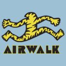 Vintage Air Walk Guy by BUB THE ZOMBIE