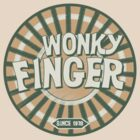 Wonky Finger Circle by Elton McManus