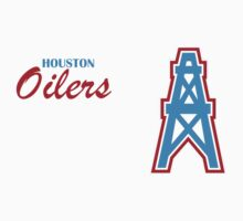 Houston Oilers - Logo by PrivateP