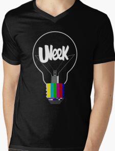 """UNEEK IDEAS"" - Original BE-U series Mens V-Neck T-Shirt"