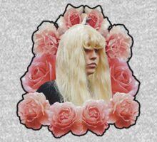 Amanda Bynes - Roses II by hunnydoll