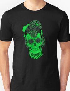 Bursting Geo Skull T-Shirt