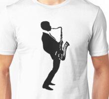 jazz t-shirt Unisex T-Shirt