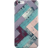 iphone wooden 1 iPhone Case/Skin