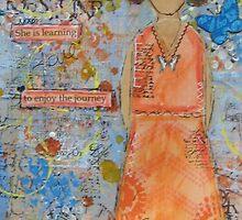 Enjoy the Journey by Lynn Moore