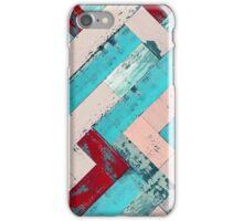 iphone wooden 3 iPhone Case/Skin