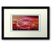 ©DA Fuerza / Force Framed Print