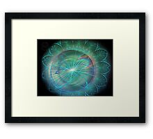 ©DA In Energy Framed Print
