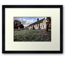 Fortingall Church Framed Print