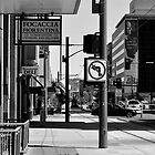 NO LEFT TURN by Thomas Barker-Detwiler