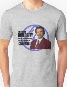 Anchorman - Ron T-Shirt
