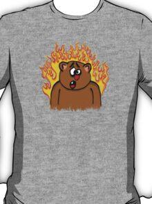 BEAR FIRE! T-Shirt
