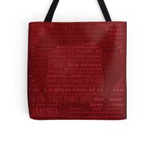 Ron Poster Series-The Legend Tote Bag