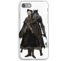 Bloodborne - Doll and Hunter iPhone Case/Skin