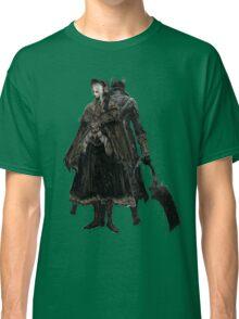 Bloodborne - Doll and Hunter Classic T-Shirt