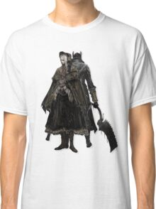 Bloodborne - Doll and Hunter Classic T-Shirt