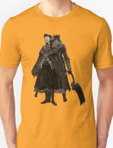 Bloodborne - Doll and Hunter Unisex T-Shirt