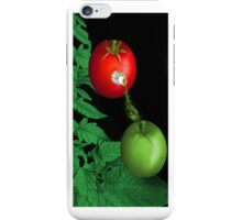 TOMATOE SPOUT SPLASH OF COLOUR IPHONE CASE iPhone Case/Skin