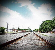 Now Arriving Batesville, Mississippi by Terri Chandler