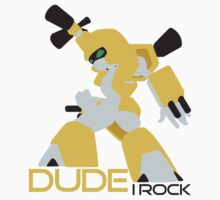 Dude I Rock by innergeekGD