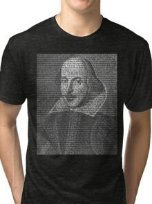 Shakespeare Quotes Tri-blend T-Shirt
