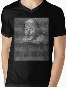 Shakespeare Quotes Mens V-Neck T-Shirt