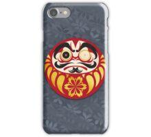 Kabuki Daruma iPhone Case/Skin