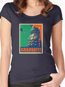 Universirty of Florida Dalek Women's Fitted Scoop T-Shirt