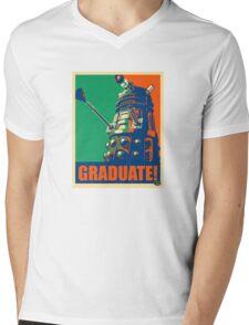 Universirty of Florida Dalek Mens V-Neck T-Shirt