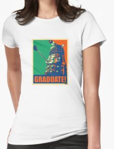 Universirty of Florida Dalek Womens Fitted T-Shirt