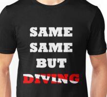 Same same but Diving Unisex T-Shirt