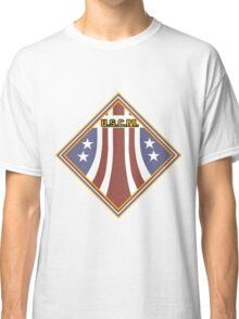 Colonial Marines Placard Classic T-Shirt