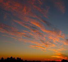 Torpedo Clouds by MarianBendeth